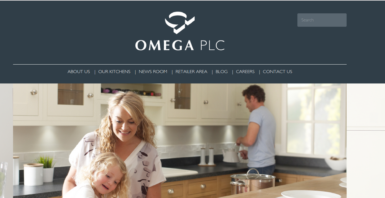 Omega PLC Kitchens UK