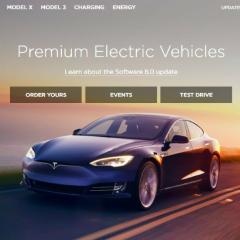 Luxury Cars – Tesla Motors