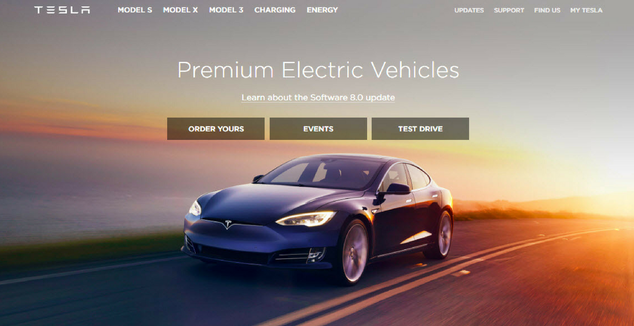 Tesla Motors UK
