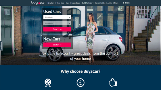 BuyaCar Sales London