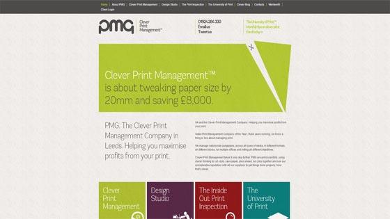 PMG Print Management