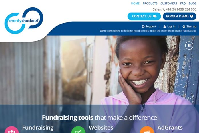 Charity Checkout - Online Donation Software & Fundraising Websites