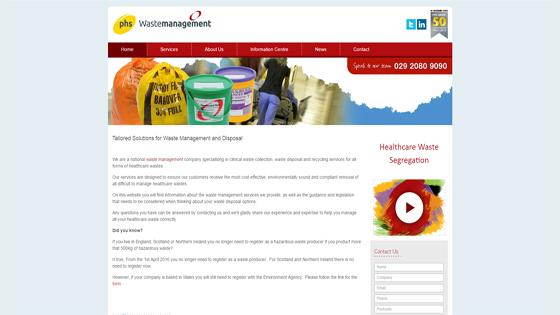 PHS Waste Management UK