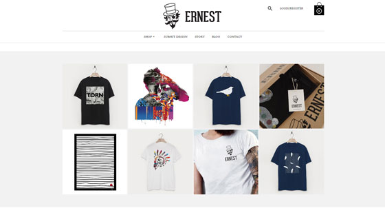 Ernest Clothing for the Urban Gentleman
