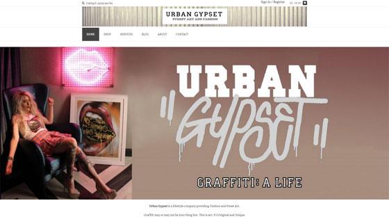 Urban Gypset