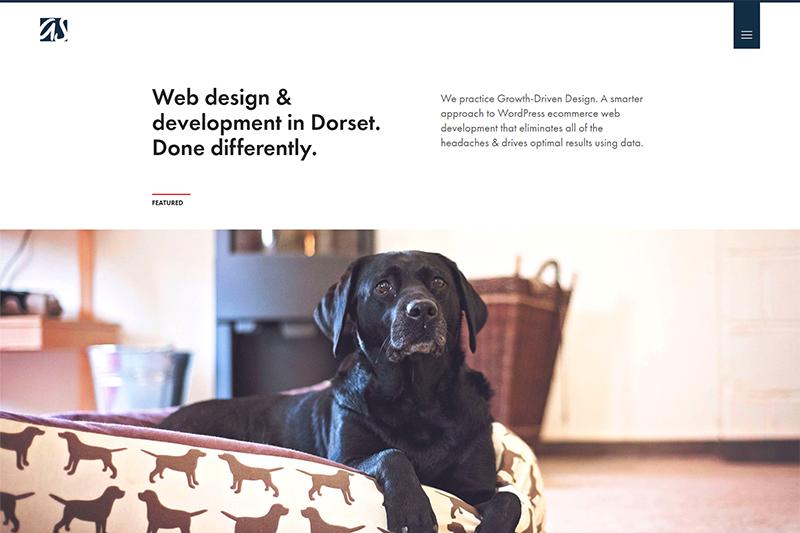 Authentic Style web design Dorset