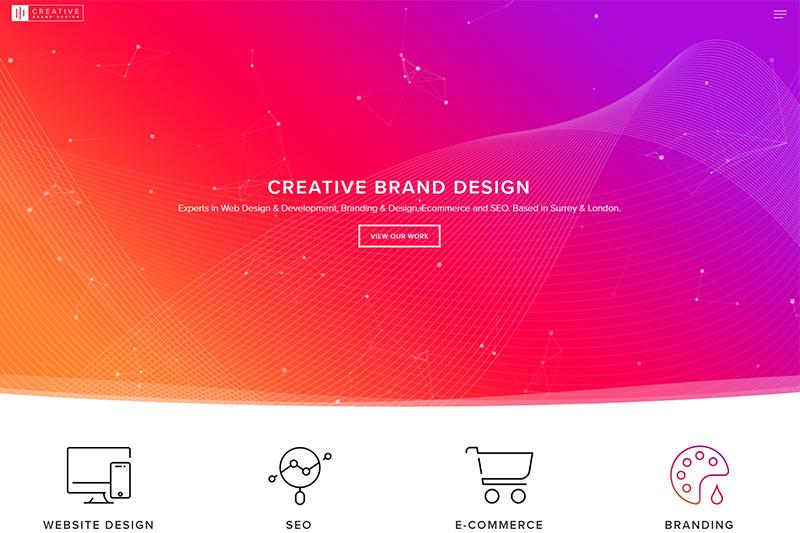 Web Design in Surrey - Top Website Designers - Local Companies