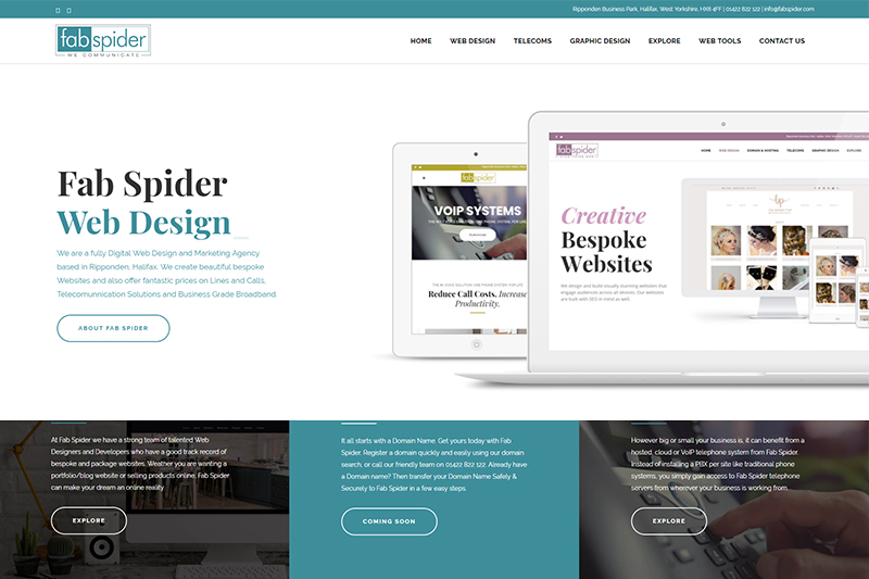 Web Design In West Yorkshire Top Website Designers Local Companies
