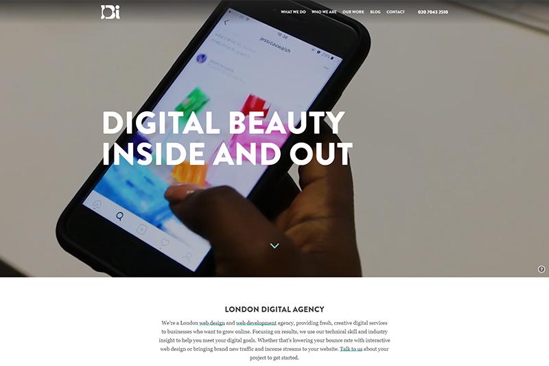 Web Design in London - Top Website Designers - Local Companies