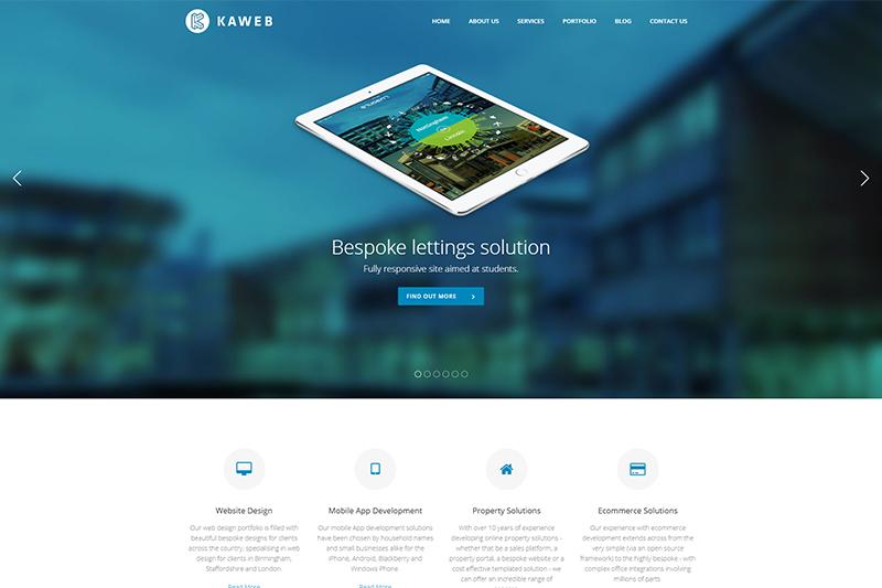 Kaweb web design and SEO