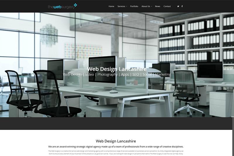 The Web Surgery digital marketing