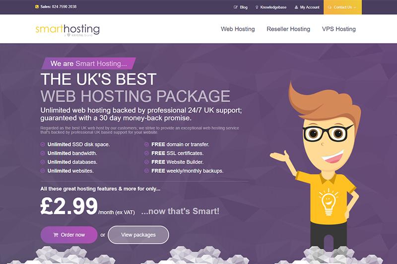 Smart Hosting UK