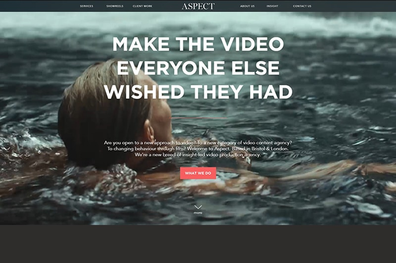 Aspect Film and Video Bristol and London