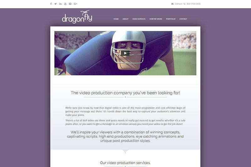Dragonfly Digital Video Services UK