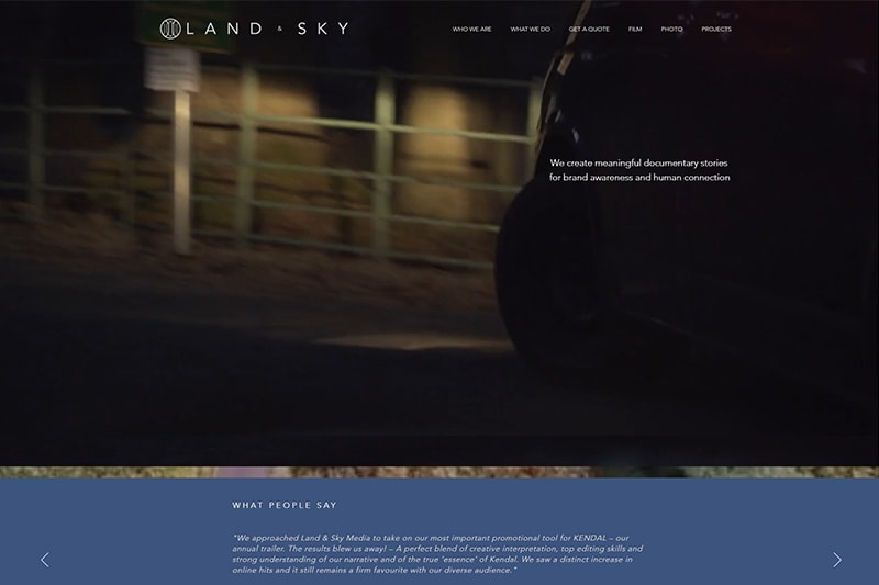 Land and Sky Media