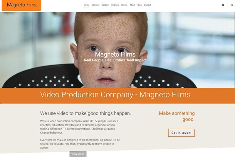 Magneto Films Video Production UK