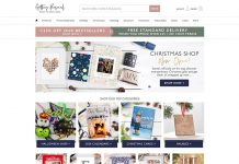 Getting Personal gift shop Greater Manchester