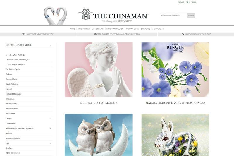 The Chinaman Sevenoaks