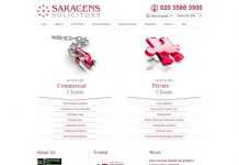Saracens Solicitors in London UK