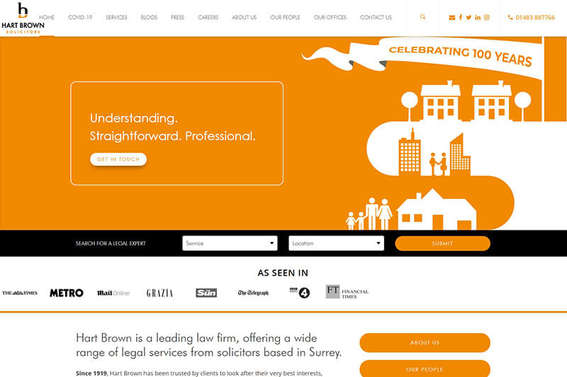 Hart Brown Personal Injury Solicitors