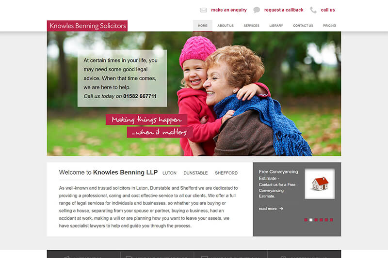 Knowles Benning Solicitors Bedfordshire